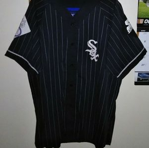 1990's STARTER Chicago White Sox jersey XL